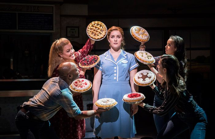 Waitress at Winspear Opera House